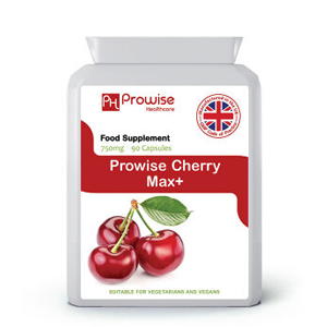 Cherry Max 750mg 90 capsules by Prowise Healthcare